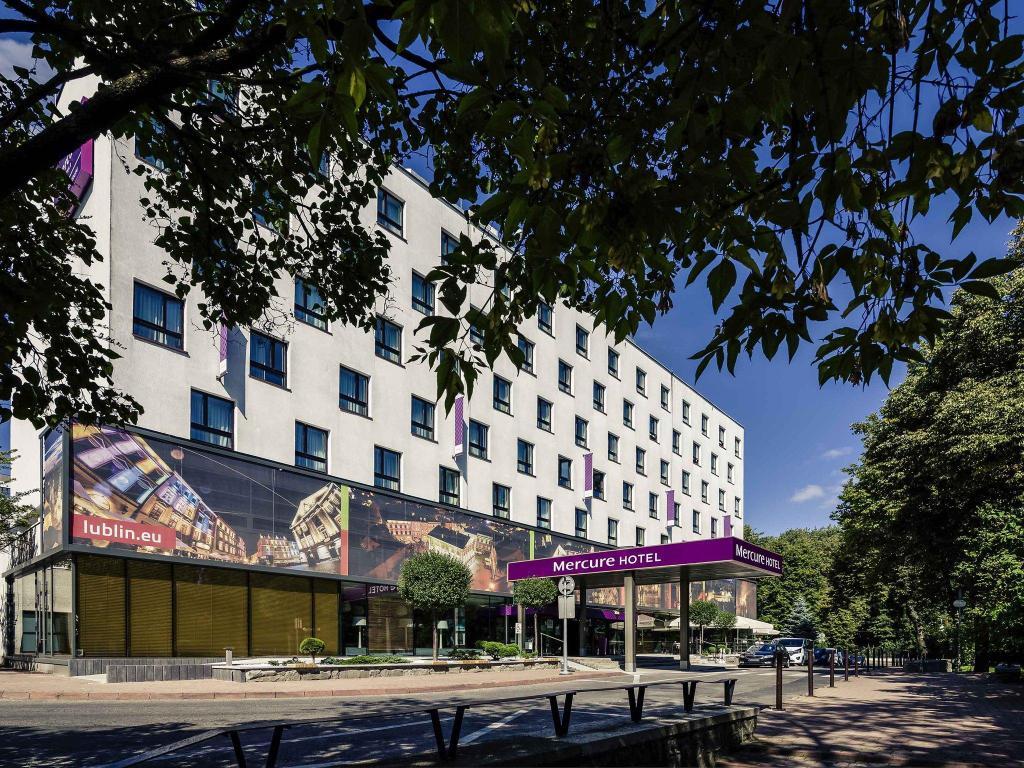 Mercure Lublin Hotel Konferencja Nocleg